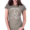 Yoga Inner Calm Womens Fitted T-Shirt