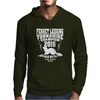 Yorkshire Ferret Legging Champ Year New For 2016 Mens Hoodie