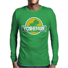 Yoshi Park Mens Long Sleeve T-Shirt