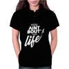 You Aint Bout That Life Womens Polo