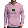 You and I Trust each other enough  To tell half the fucking truth  Everybody needs that! Mens Hoodie