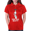 you are next! Womens Polo