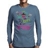 You Can Run, But You Can't Hide... Mens Long Sleeve T-Shirt