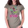 You Can Run, But You Can't Hide... Womens Fitted T-Shirt
