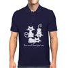 You Can't Have Just One Kitty Cat Mens Polo