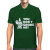 You Don't Gnome Me Mens Polo