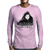 You Know Nothing Mens Long Sleeve T-Shirt