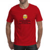 You seem to be nice and you're pretty but your lips keep moving ....How do we make that stop? Mens T-Shirt