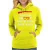 You'll Shoot Your Eye Out Kid Womens Hoodie