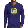 Young Wild and Free Mens Hoodie