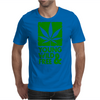 Young Wild And Free Mens T-Shirt