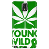 Young Wild And Free Phone Case
