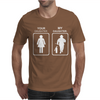 Your Daughter My Daughter - Firefighter Mens T-Shirt
