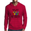 YOUR FACE IS NOT A COLORING BOOK Mens Hoodie