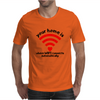 Your home is where Mens T-Shirt