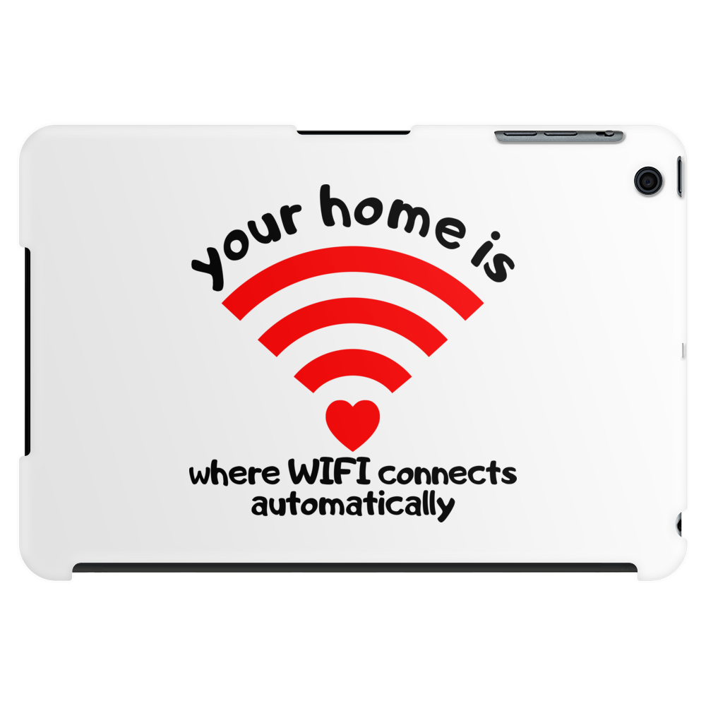 Your home is where Tablet