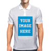 Your Image Here Mens Polo