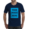 Your Image Here Mens T-Shirt