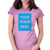 Your Image Here Womens Fitted T-Shirt
