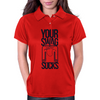 Your Swag Sucks Womens Polo