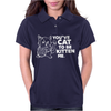 You've Cat To Be Kitten Me Womens Polo