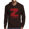 Z is for Zombies Mens Hoodie