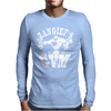 Zangief's Gym Mens Long Sleeve T-Shirt
