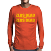 Zeds Dead Baby Mens Long Sleeve T-Shirt