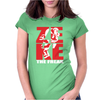 ZekeThe Freak Womens Fitted T-Shirt