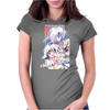 Zelgadis X Amelia Womens Fitted T-Shirt