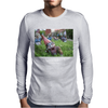 Zgnombies Funny Mens Long Sleeve T-Shirt