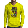 Zim Design of DOOM! Mens Hoodie