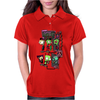 Zim Design of DOOM! Womens Polo