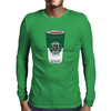 Zizek's decaffeinated coffee Mens Long Sleeve T-Shirt