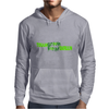 ZKREEN - TOUCH green wear ZKREEN Mens Hoodie