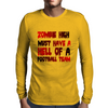 zobie high football team Mens Long Sleeve T-Shirt