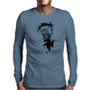Zombie And Fitch Mens Long Sleeve T-Shirt