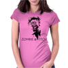 Zombie And Fitch Womens Fitted T-Shirt