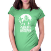 Zombie Apocalypse Survival Plan Womens Fitted T-Shirt