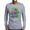 Zombie Boov Mens Long Sleeve T-Shirt