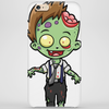 Zombie Boy by Yobeeno.com Phone Case