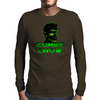 Zombie Chow Mens Long Sleeve T-Shirt