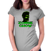 Zombie Chow Womens Fitted T-Shirt