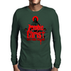 Zombie Christ T-Shirt Mens Long Sleeve T-Shirt