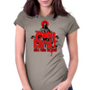 Zombie Christ T-Shirt Womens Fitted T-Shirt
