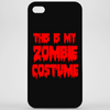 ZOMBIE COSTUME Phone Case