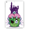 Zombie cupcake. Tablet (vertical)