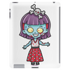 Zombie Girl by Yobeeno.com Tablet (vertical)