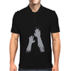 Zombie Hands Mens Polo
