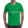 Zombie Hunter Mens T-Shirt